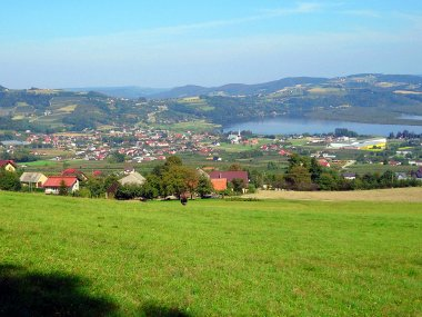 Panorama Tegoborza, fot. Andrzej Mleczko