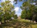 Cmentarz wojskowy nr 185, fot. Krzysztof Gzyl © Tarnowskie Centrum Informacji