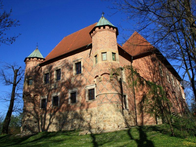 Zamek w Dębnie, fot. Andrzej Mleczko