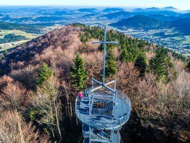 Wieża widokowa na Jaworzu