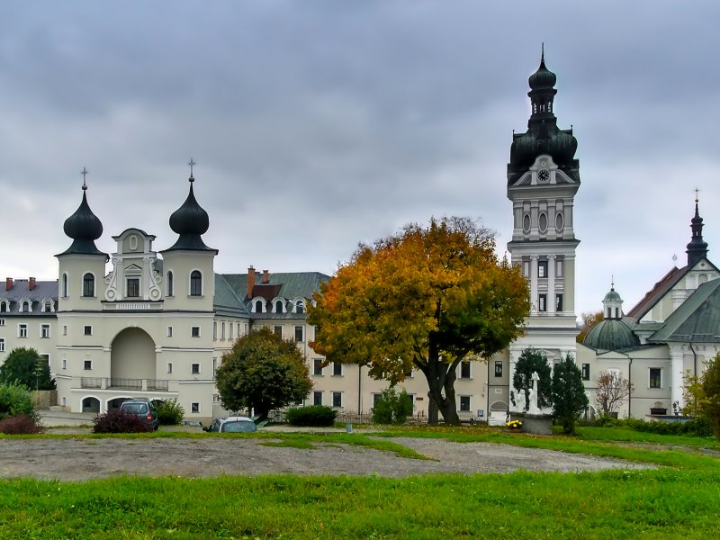 Sanktuarium w Tuchowie, fot. Tadeusz Rola