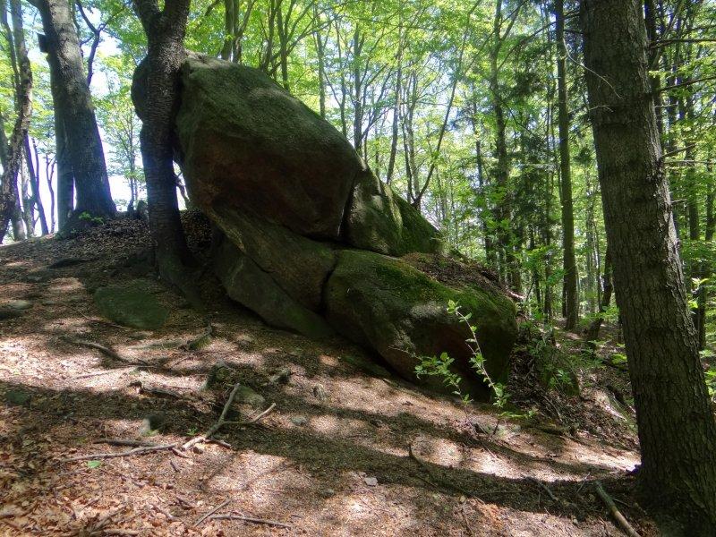 Ostry Kamień, fot Jerzy Opioła - CC BY-SA 4.0