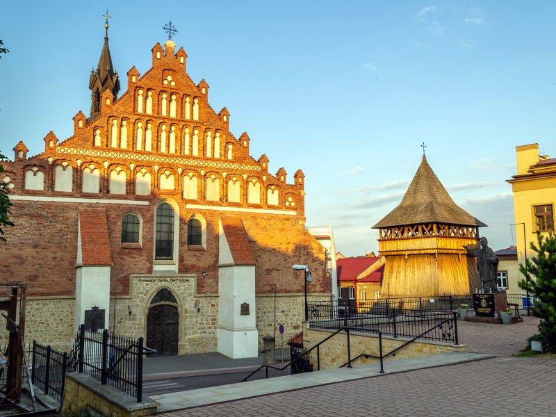 Kościół św. Mikołaja w Bochni