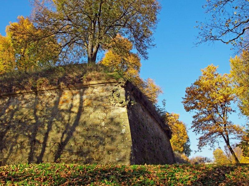 Fortyfikacje w Nowym Wiśniczu