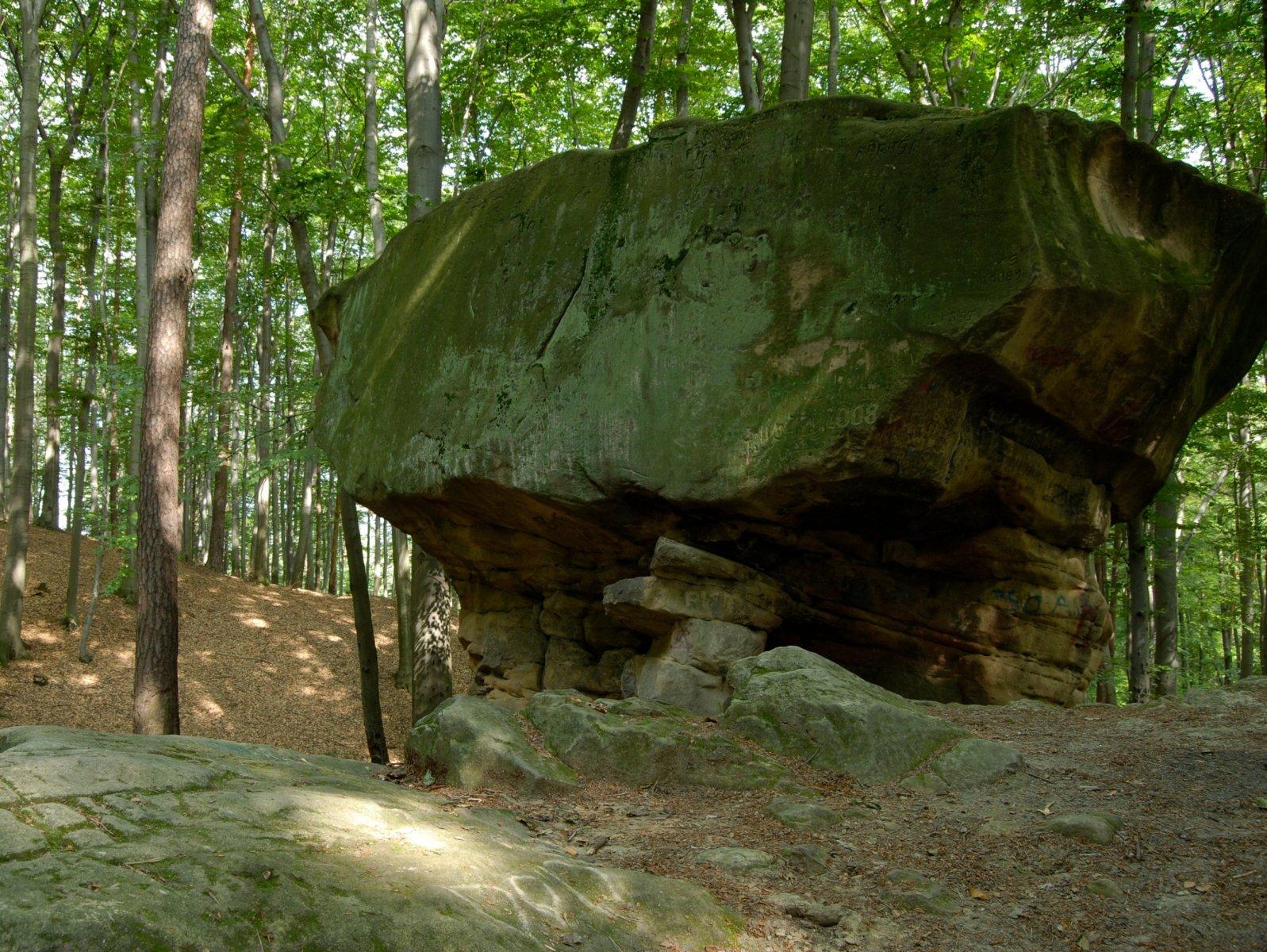 Kamień Grzyb