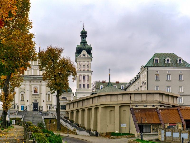 Klasztor w Tuchowie, fot. Tadeusz Rola