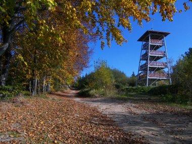 Wieża widokowa na Brzance, fot. Krzysztof Gzyl © Tarnowskie Centrum Informacji