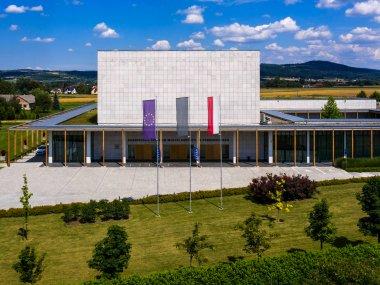 Europejskie Centrum Muzyki, fot. Bartek Barczyk / Europejskie Centrum Muzyki Krzysztofa Pendereckiego w Lusławicach