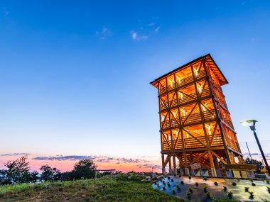 Wieża widokowa w Dąbrówce Szczepanowskiej