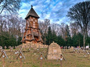 Cmentarz wojenny nr 123 w Łużnej, fot. Tadeusz Rola