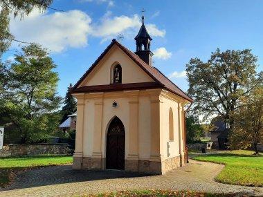Kaplica Narodzenia św. Stanisława w Szczepanowie, fot. Agnieszka Cygan