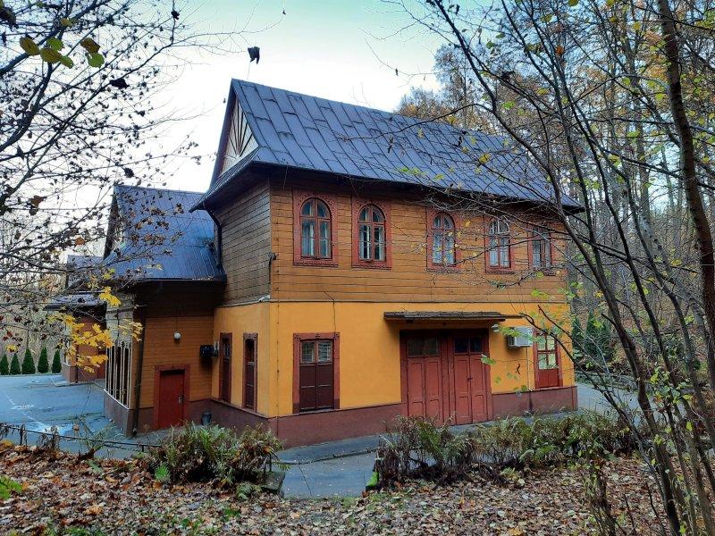Dawny Teatr Letni w Brzesku, fot. Agnieszka Cygan