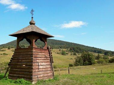 Dzwonnica z 2007 roku, fot. Agnieszka Cygan