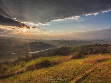 Widok z Woli Kroguleckiej, fot. |Wiktor Baron Fotografia|https://baronphotography.eu/