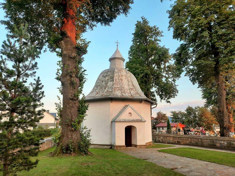 Kaplica św. Anny w Mogilnie, fot. Agnieszka Cygan
