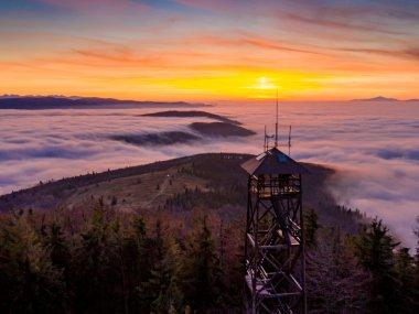 O wschodzie Słońca na Mogielicy, fot. |Wiktor Baron Fotografia|https://baronphotography.eu/