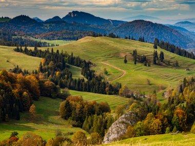 Jesienią na Przełęczy Rozdziela