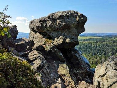 Góry Stołowe - okolice Skał Puchacza, fot. Ewa Gatnar