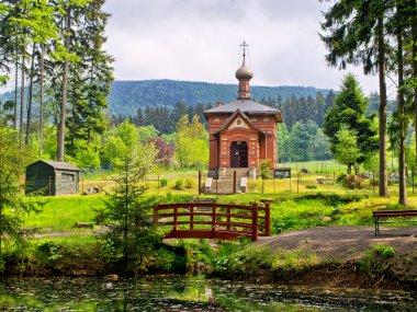 Sokołowsko - cerkiew prawosławna św. Michała Archanioła