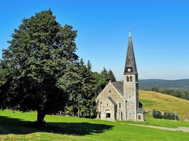 Zieleniec - kościół św. Anny, fot. Ewa Gatnar